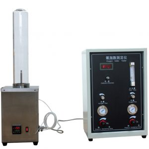 digital oxygen index tester