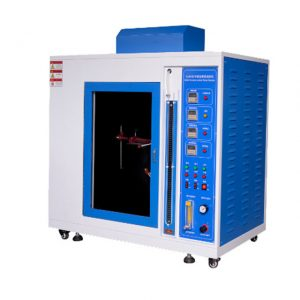 UL94 Horizontal vertical flammability test instrument